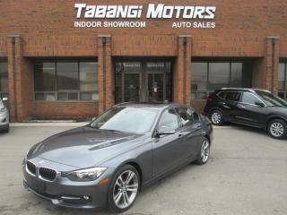 Used 2014 BMW 3 Series XDRIVE | SPORT | NAVIGATION | LEATHER | SUNROOF | B\T for sale in Mississauga, ON