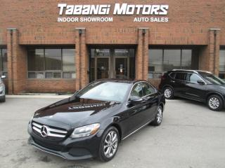 Used 2016 Mercedes-Benz C-Class C300 4MATIC | NO ACCIDENTS | NAVIGATION | REARCAM | SUNROOF for sale in Mississauga, ON