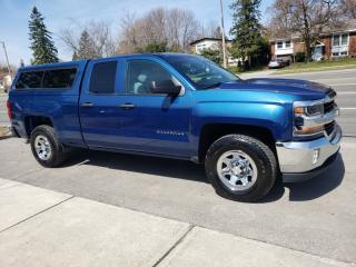 Used 2017 Chevrolet Silverado 1500 2WD Double Cab 143.5