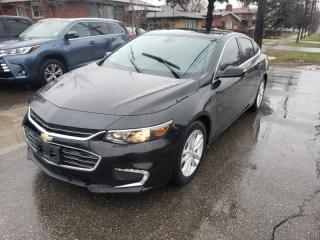 Used 2017 Chevrolet Malibu 4dr Sdn LT w/1LT for sale in Toronto, ON
