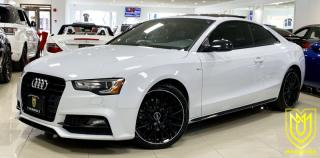 Used 2016 Audi A5 S-LINE/COMPETITION for sale in North York, ON