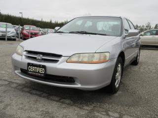 Used 2000 Honda Accord SE Auto/ ACCIDENT FREE for sale in Newmarket, ON
