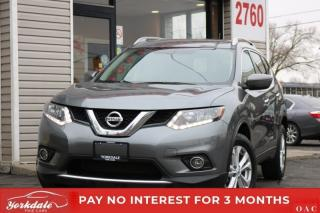 Used 2016 Nissan Rogue SV AWD UPDATED SERVICE RECORDS HEATED SEAT BACK UP CAM for sale in Toronto, ON