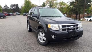 Used 2008 Ford Escape 4WD 4dr V6 XLT for sale in Mississauga, ON
