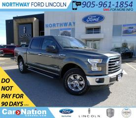 Used 2016 Ford F-150 XLT | ECOBOOST | BACK UP CAM | XTR PKG | for sale in Brantford, ON