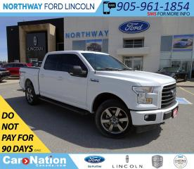 Used 2017 Ford F-150 XLT | V8 | NAV | HTD PWR SEATS | SPORT PKG | for sale in Brantford, ON