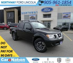 Used 2018 Nissan Frontier PRO-4X   NAV   PWR HTD LEATHER   SUNROOF   for sale in Brantford, ON