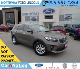 Used 2019 Kia Sorento EX | AWD | PWR HTD LEATHER | 3 ROW SEATING | for sale in Brantford, ON
