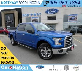 Used 2016 Ford F-150 XLT | NAV | ECOBOOST | BACKUP CAM | XTR PKG | for sale in Brantford, ON