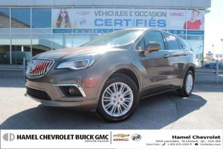 Used 2017 Buick Envision Preferred for sale in St-Léonard, QC