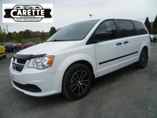 Used 2017 Dodge Grand Caravan Se Stow N' Go for sale in East broughton, QC