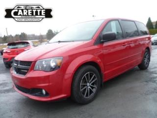 Used 2015 Dodge Grand Caravan Stow N' Go for sale in East broughton, QC