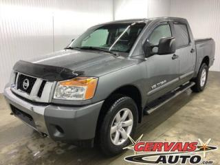 Used 2015 Nissan Titan Sv Crew Cab 4x4 Mags for sale in Trois-Rivières, QC