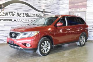 Used 2013 Nissan Pathfinder Sv+awd for sale in Laval, QC