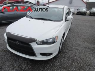 Used 2015 Mitsubishi Lancer SE for sale in Beauport, QC