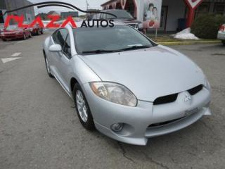Used 2007 Mitsubishi Eclipse GS for sale in Beauport, QC