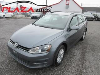 Used 2015 Volkswagen Golf 1.8 TSI Trendline for sale in Beauport, QC