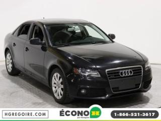 Used 2011 Audi A4 2.0T AWD for sale in St-Léonard, QC