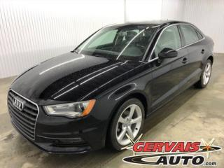 Used 2015 Audi A3 Fronttrak Tdi for sale in Trois-Rivières, QC