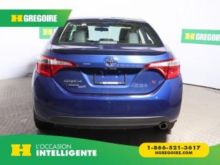Used 2015 Toyota Corolla S TOIT CUIR for sale in St-Léonard, QC