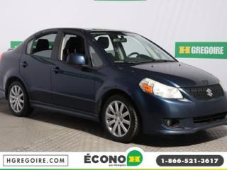 Used 2011 Suzuki SX4 SPORT A/C GR ELECT for sale in St-Léonard, QC