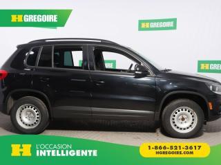 Used 2014 Volkswagen Tiguan TRENDLINE A/C GR for sale in St-Léonard, QC