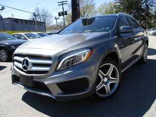 Used 2015 Mercedes-Benz GLA GLA 250 4MATIC~PANO ROOF~AMG PKG~NAVI~81KMS for sale in Burlington, ON