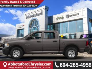 New 2019 RAM 1500 Classic ST - HEMI V8 for sale in Abbotsford, BC