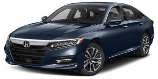 New 2019 Honda Accord Hybrid Touring TOURING HYBRID for sale in Cambridge, ON