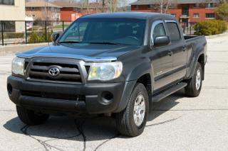 Used 2009 Toyota Tacoma 4x4 | Crew Cab | V6 | CERTIFIED for sale in Waterloo, ON