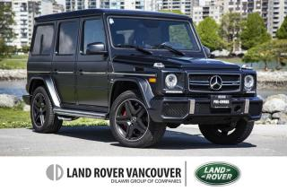 Used 2015 Mercedes-Benz G63 AMG SUV *designo Special Paint! for sale in Vancouver, BC