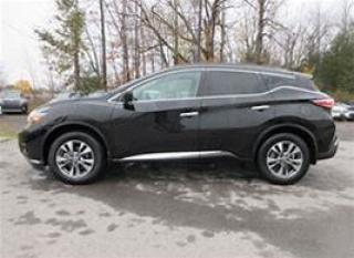 Used 2018 Nissan Murano SV AWD CVT for sale in Ottawa, ON