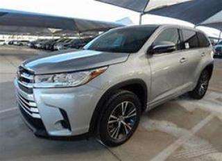 Used 2017 Toyota Highlander LE AWD 2017 Toyota Highlander LE-ALL WHEEL DRIVE,3rd ROW SEATING,BACKUP CAMERA for sale in Ottawa, ON