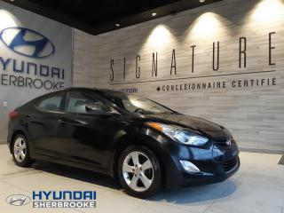 Used 2013 Hyundai Elantra GLS+TOIT+DEMARREUR+MAGS+BANCS CHAUFFANTS for sale in Sherbrooke, QC