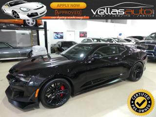 Used 2018 Chevrolet Camaro ZL1 1LE| TRACK PKG| 650HP| 6SPD for sale in Vaughan, ON
