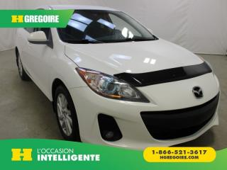 Used 2013 Mazda MAZDA3 GS-SKY for sale in St-Léonard, QC