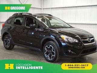 Used 2013 Subaru XV Crosstrek 2.0I PREMIUM AWD for sale in St-Léonard, QC