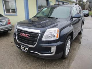 Used 2017 GMC Terrain ALL-WHEEL DRIVE SLE-2 MODEL 5 PASSENGER 3.6L - V6.. HEATED SEATS.. PIONEER AUDIO.. BLUETOOTH SYSTEM.. SUNROOF.. BACK-UP CAMERA.. for sale in Bradford, ON
