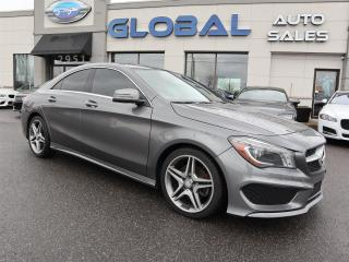 Used 2015 Mercedes-Benz CLA250 AMG 4MATIC LEATHER NAVI. CAMERA. for sale in Ottawa, ON