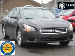 Used 2013 Nissan Maxima for sale in Ottawa, ON