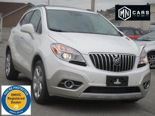 Used 2015 Buick Encore Premium, NAV, SUNROOF, LOW KMs for sale in Ottawa, ON