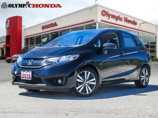 Used 2016 Honda Fit EX HATCHBACK for sale in Guelph, ON