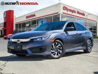 Used 2017 Honda Civic EX Sedan for sale in Guelph, ON