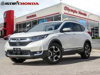 Used 2018 Honda CR-V Touring for sale in Guelph, ON