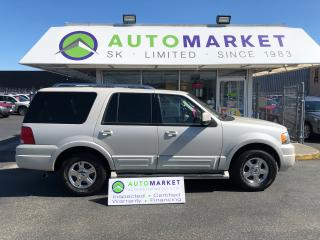 Used 2005 Ford Expedition Limited 4WD FREE BCAA! FINANCE IT! for sale in Langley, BC