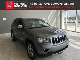Used 2011 Jeep Grand Cherokee Limited | 4X4 | Heated Seats | Leather | Bluetooth for sale in Edmonton, AB