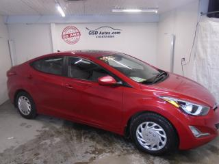 Used 2015 Hyundai Elantra Gls Gar. 2022 De for sale in Ancienne Lorette, QC