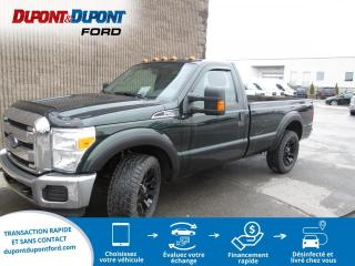 Used 2016 Ford F-250 2 RM, Cabine ordinaire, 137 po, XLTT for sale in Gatineau, QC