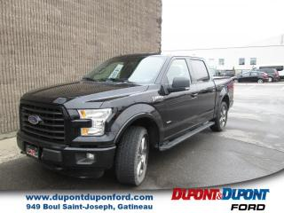 Used 2016 Ford F-150 Cab SuperCrew 4RM 145 po XLT SPORT for sale in Gatineau, QC