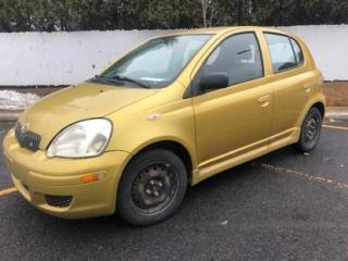 Used 2005 Toyota Echo Le A/c for sale in Brossard, QC
